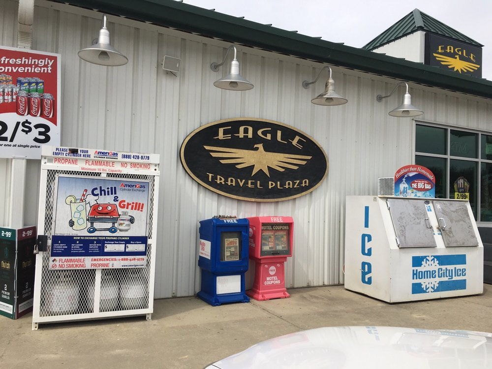 Eagle Travel Plaza: 3333 Ky Highway 801 N, Morehead, KY