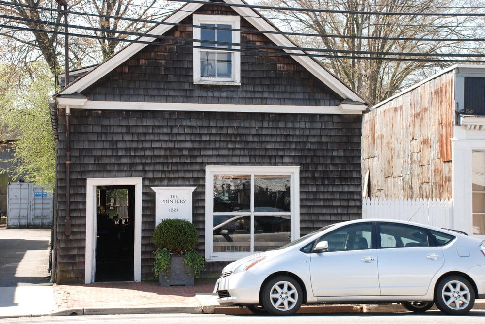 The Printery: 43 W Main St, Oyster Bay, NY