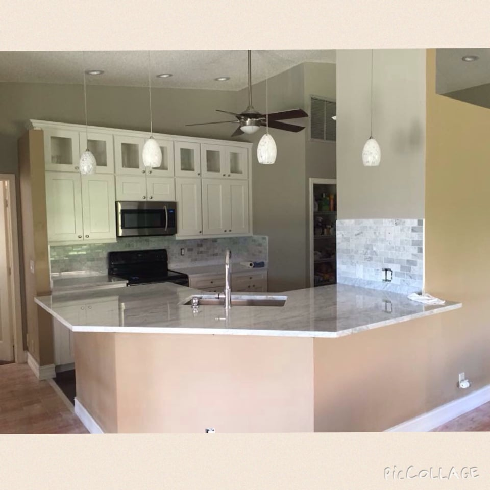 Kitchen Remodel After Pic Yelp - Bathroom remodeling delray beach fl