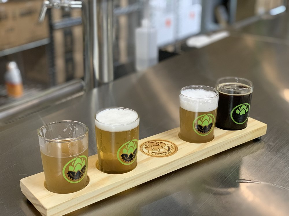 Mechanical Brewery: 5 Perina Blvd, Cherry Hill, NJ