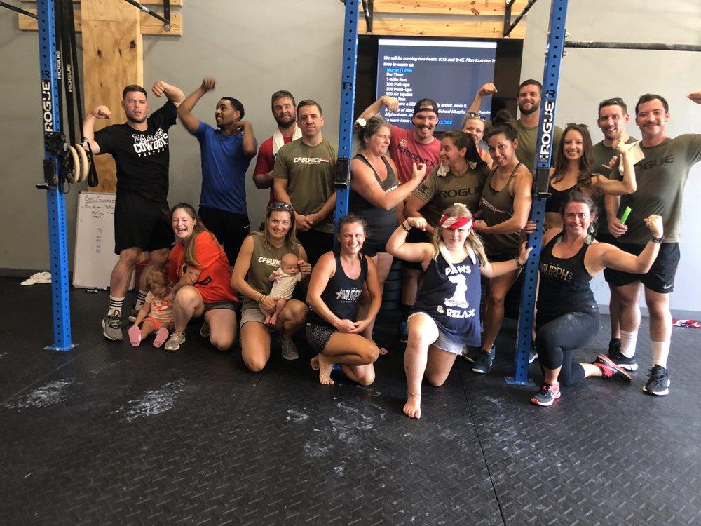 CrossFit Glynco: 1036 Glynn Park Rd, Brunswick, GA