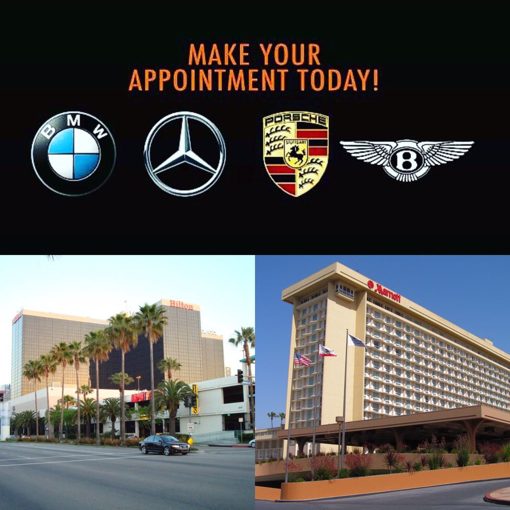 Make Your Appointment If You Coming To The Lax Area Now At