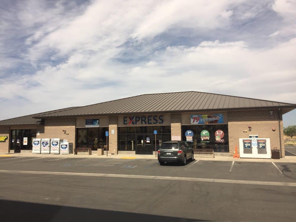 Aafes Shoplette: 4793 Camp Beale Hwy, Beale Afb, CA