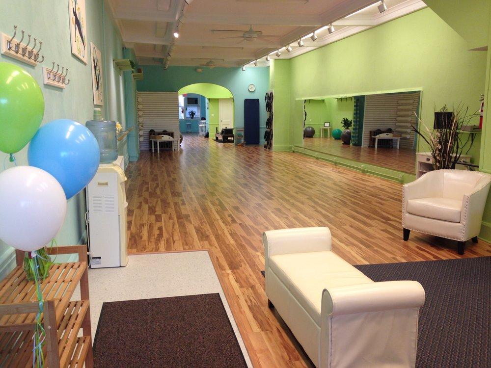 Inside Out Pilates: 333 Broad St, Elyria, OH