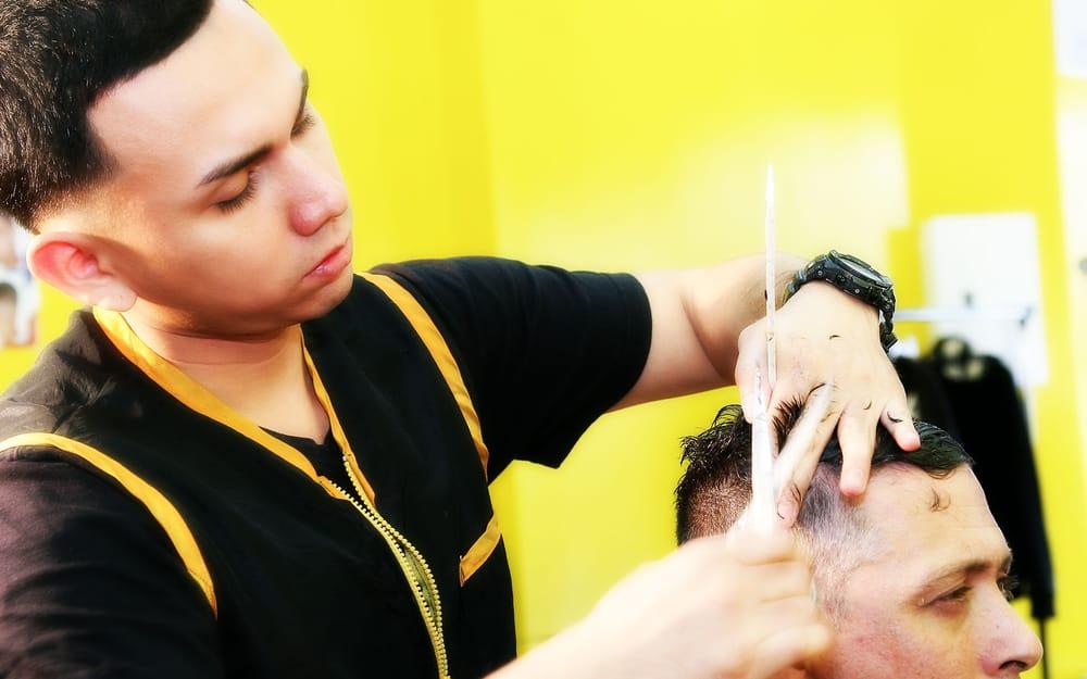 Haircut Styles Mens Haircuts Barbers Near Me Yelp
