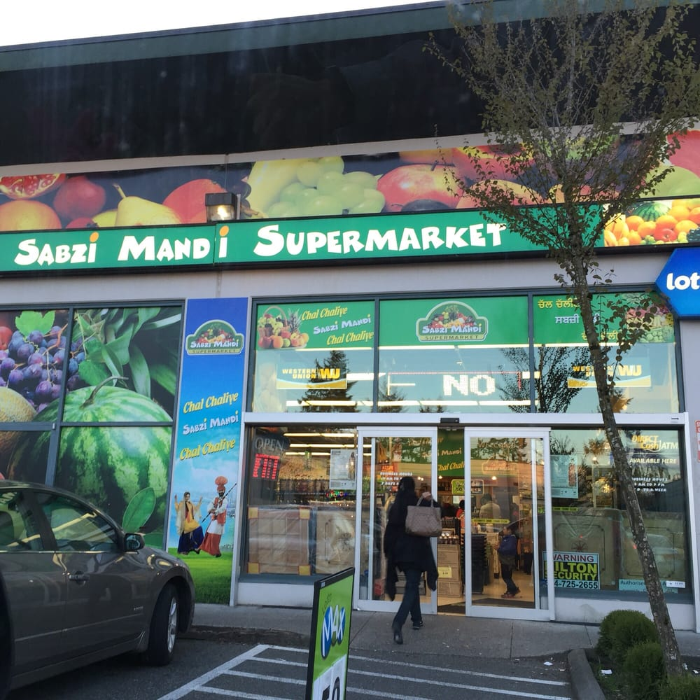 Sabzi Mandi - Ethical Grocery - 12568 72 Avenue, Surrey, BC - Phone ...