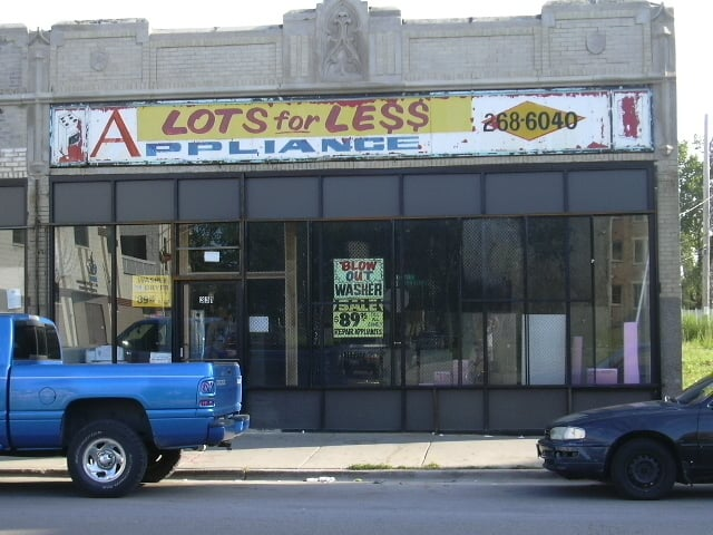 Lots For Less 335 E 51st St Washington Park Chicago