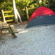 Photo Of Turtle Beach Campground Sarasota Fl United States