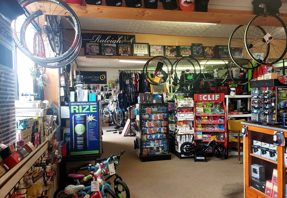Cycleworks: 1325 W Pine St, Mount Airy, NC