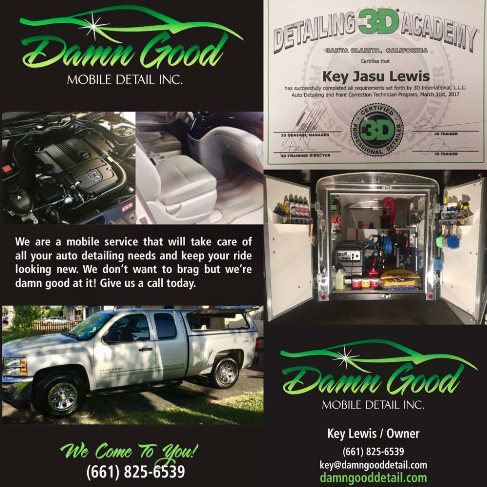 We Do It All From Carpet Extraction To Paint Correction