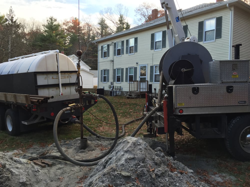 Precision Well & Pump Systems: Wyoming, RI