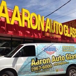 Aaron Auto Glass - Windshield Installation & Repair - 3227 ...