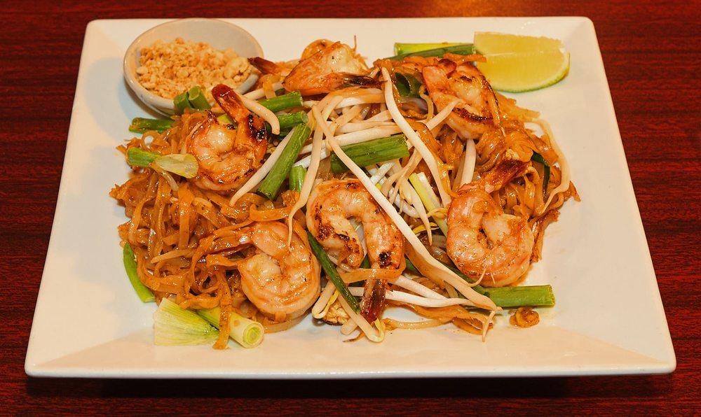 Food from Raan Thai