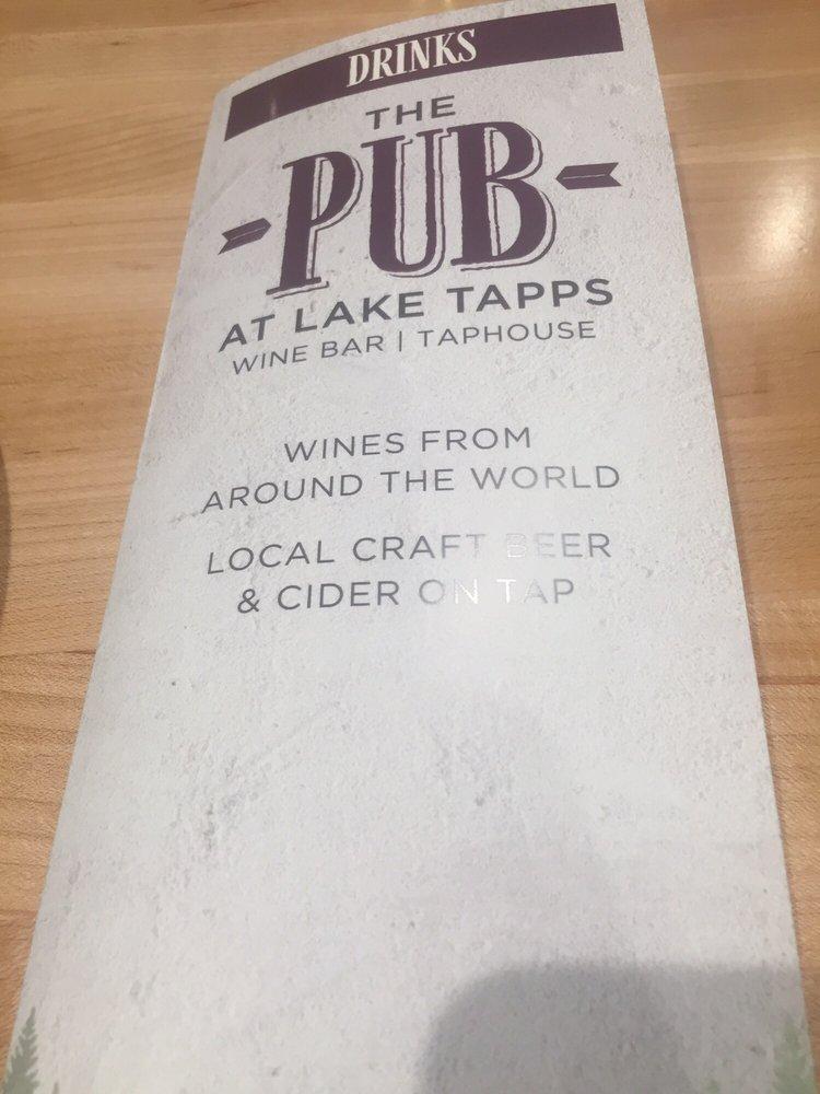 The Pub at Lake Tapps: 1406 Lake Tapps Parkway S E, Auburn, WA