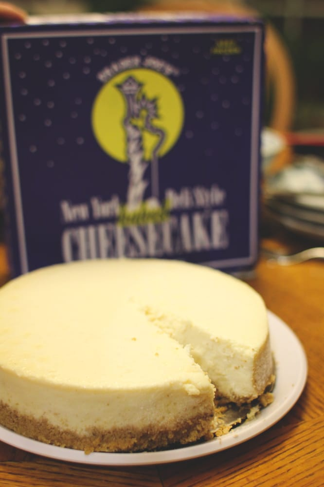 new york cheesecake dansk