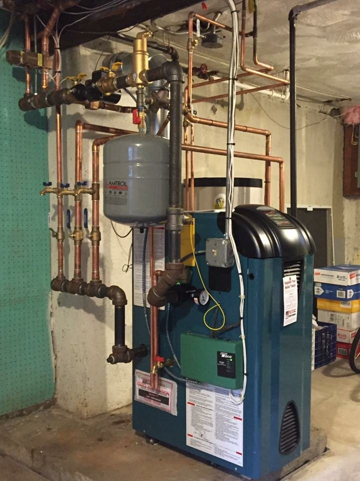 Standard Forced Hot Water Boiler - Yelp