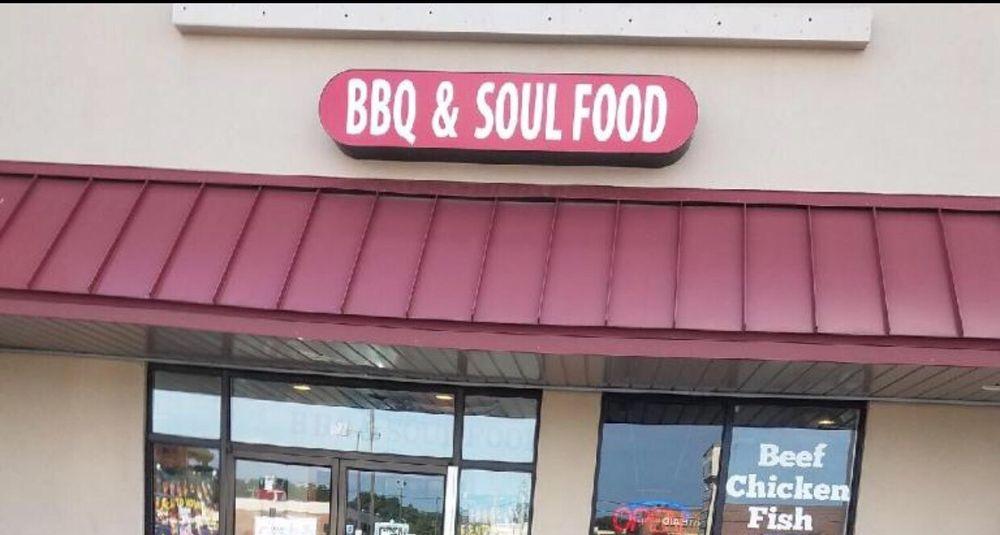 BBQ & Soul Food: 17104 S Dupont Hwy, Harrington, DE