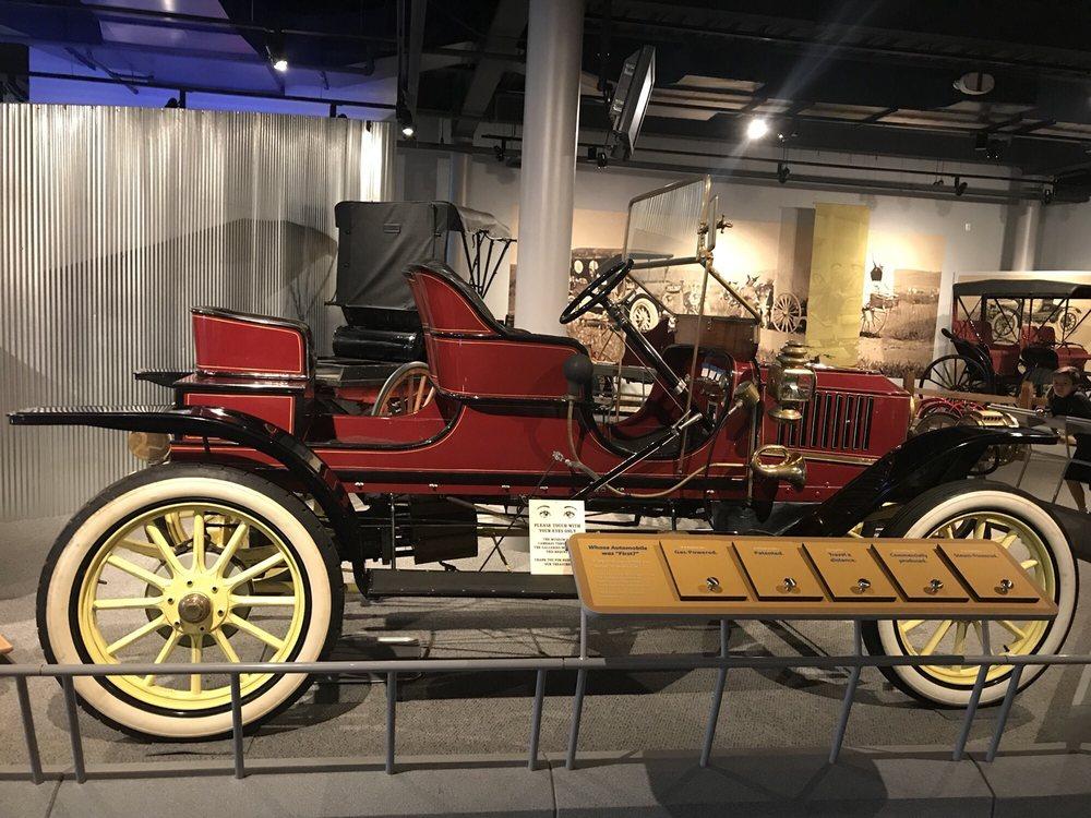 Social Spots from America On Wheels Museum