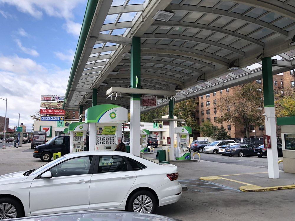 BP Gas Station / 7-11 Convenience store: 9949 Horace Harding Expy, Corona, NY