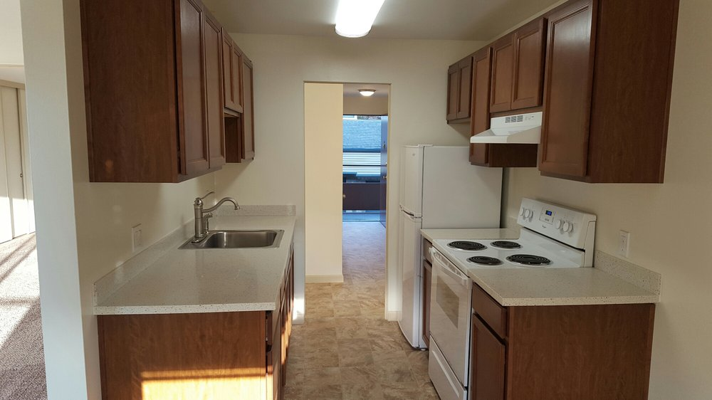 Our newly renovated LARGER 1-bedroom apartments with a ...