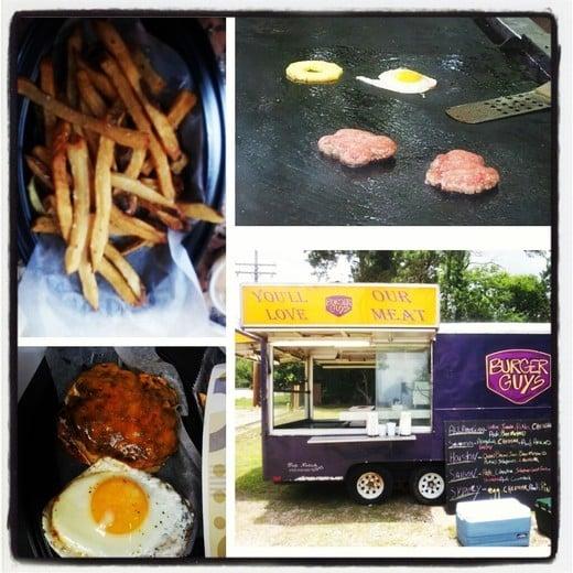 Burger Food Truck Sonoma