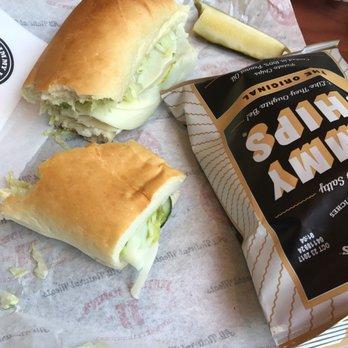 Jimmy John's 14 s & 73 Reviews Sandwiches 2450