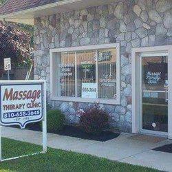 Green door massage clinic