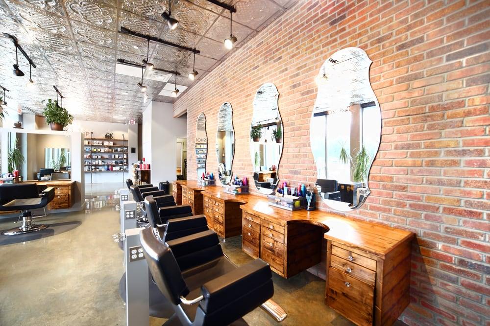 Smitten 21 mga larawan at 186 mga review hair salons for 186 davenport salon review