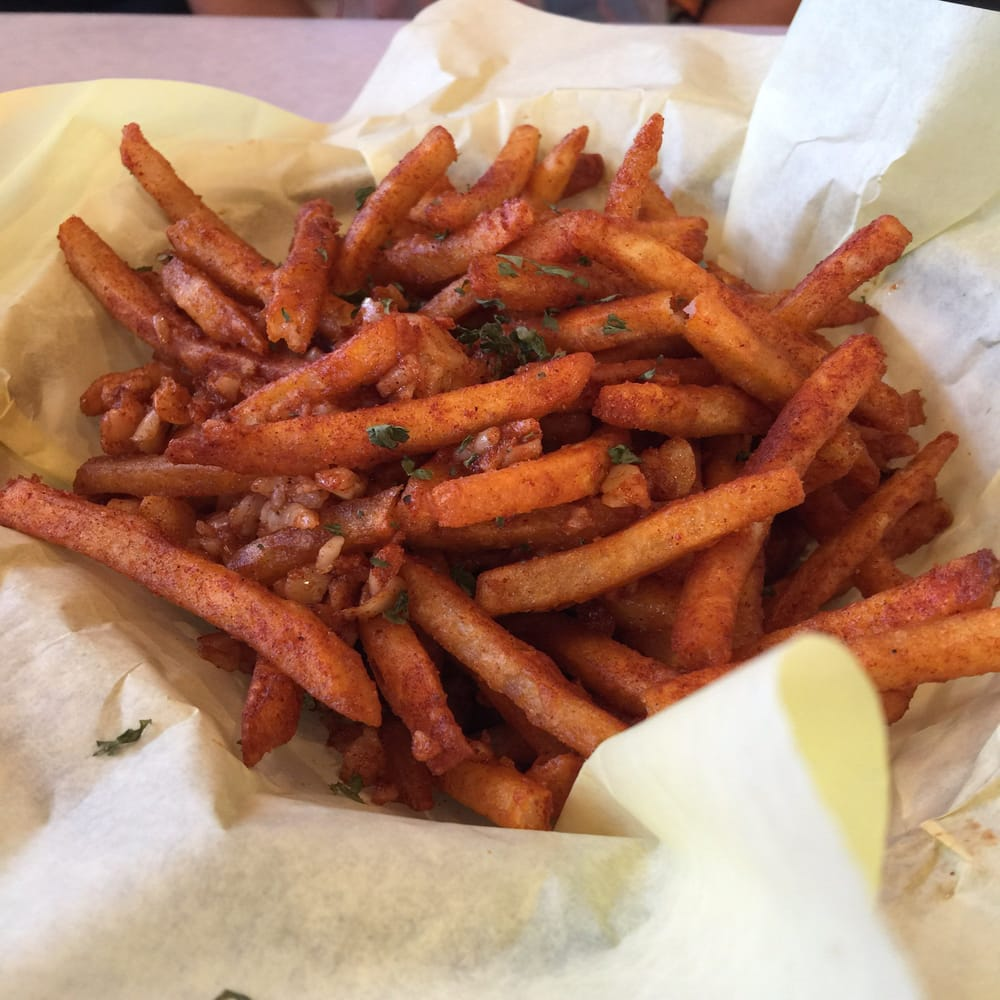 Cajun Garlic Fries Yelp