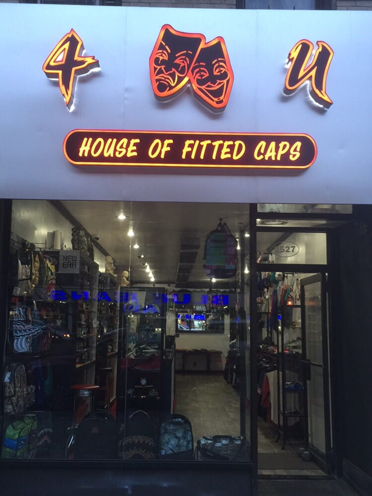 4 U House of Fitted Caps: 2559 White Plains Rd, Bronx, NY