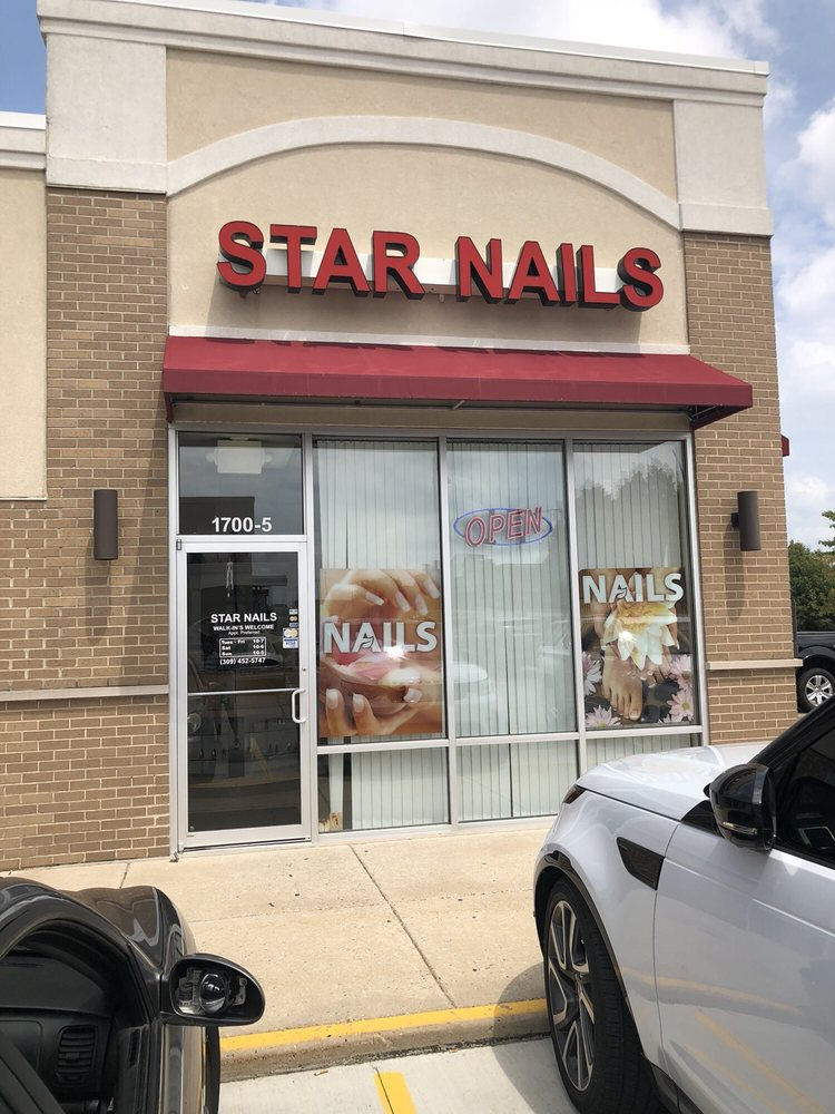 Star Nails: 1700 Parkway Plaza Dr, Normal, IL