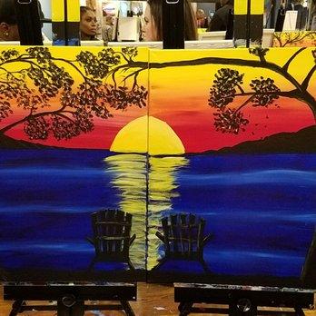 Muse Paintbar 79 Photos 26 Reviews Paint Sip 4500 Main St Virginia Beach Va Phone Number Yelp