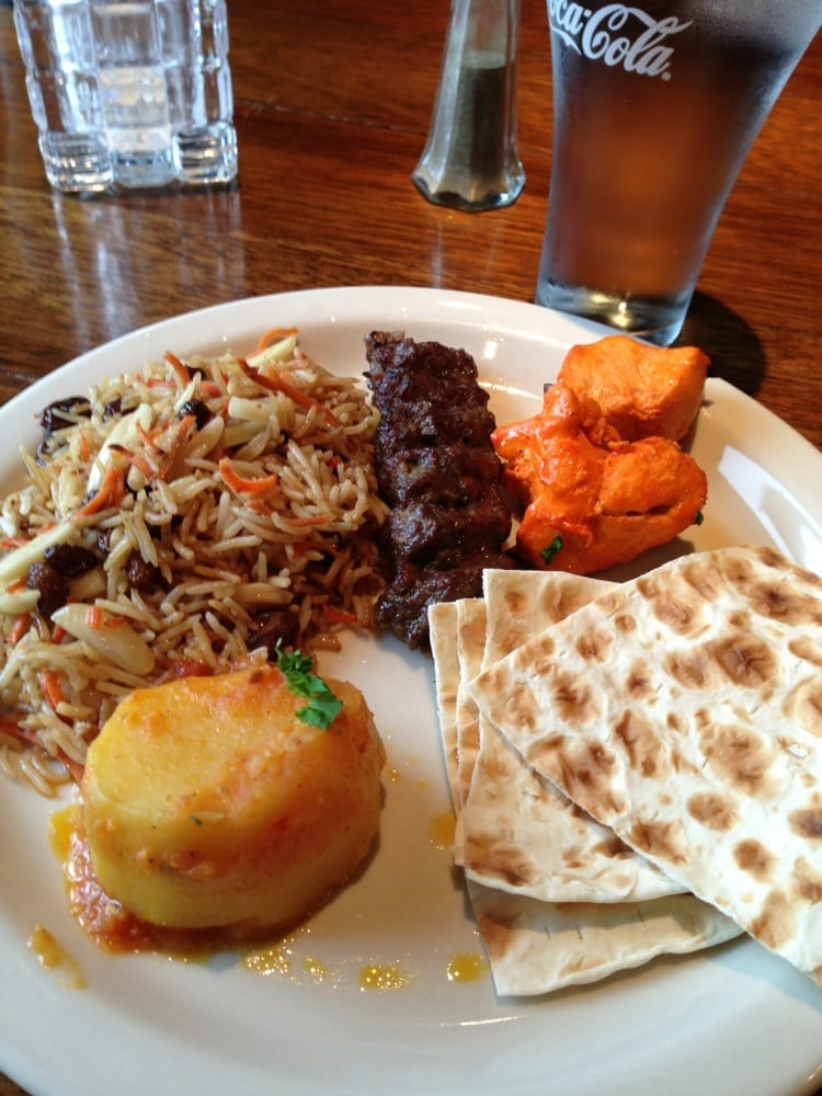 All you can eat first class buffett yelp for Ariana afghan cuisine