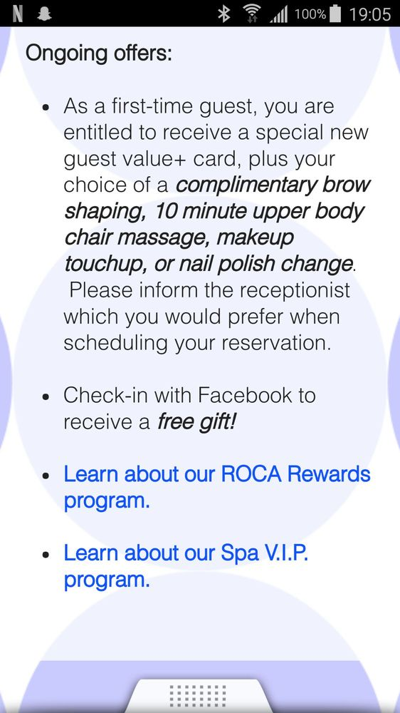 Roca Spa Kansas City