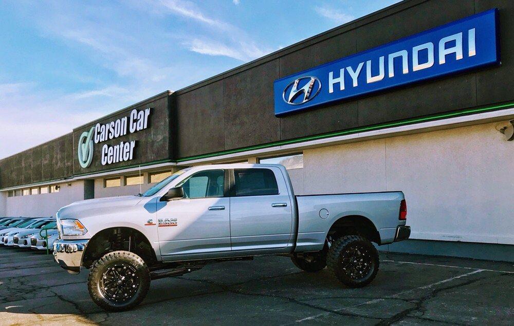 Carson Car Center Hyundai