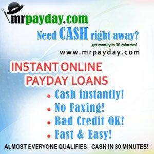 Quick Cash Loans Online For Florida