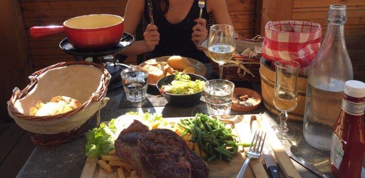 La Table à Raclette - St Julien en Genevois