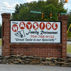 Wayside Family Restaurant Soul Food 27 Branchview Dr NE Concord NC Re