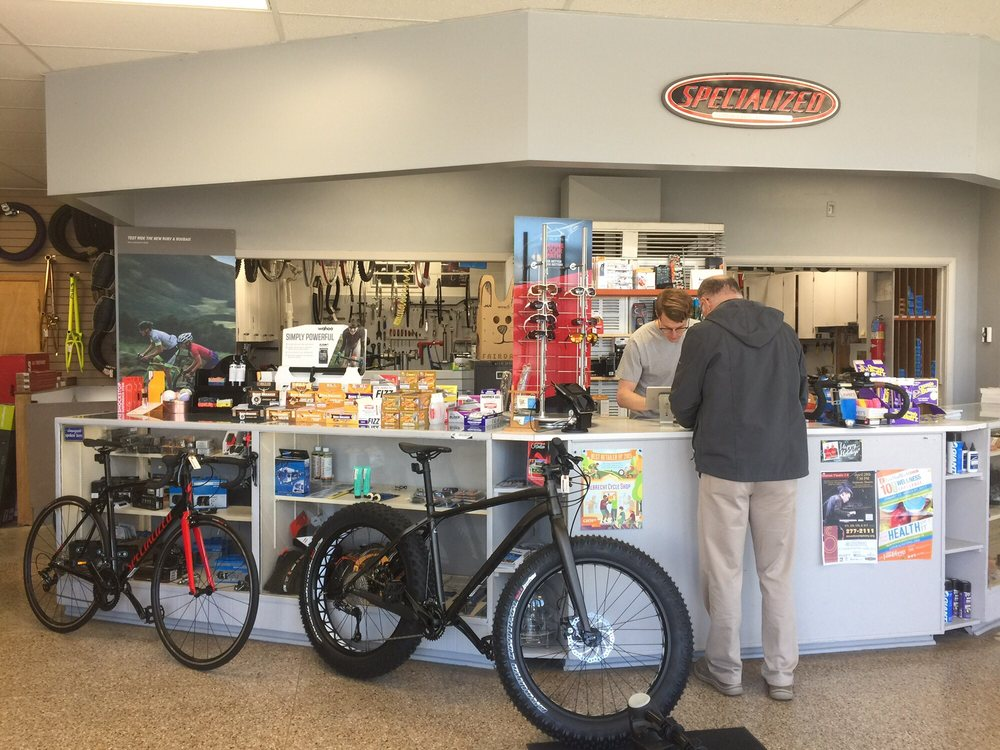 Albrecht Cycle Shop: 200 5th St, Sioux City, IA