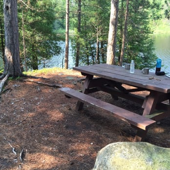 Photo Of Saranac Lake Islands Campground   Lake Clear, NY, United States