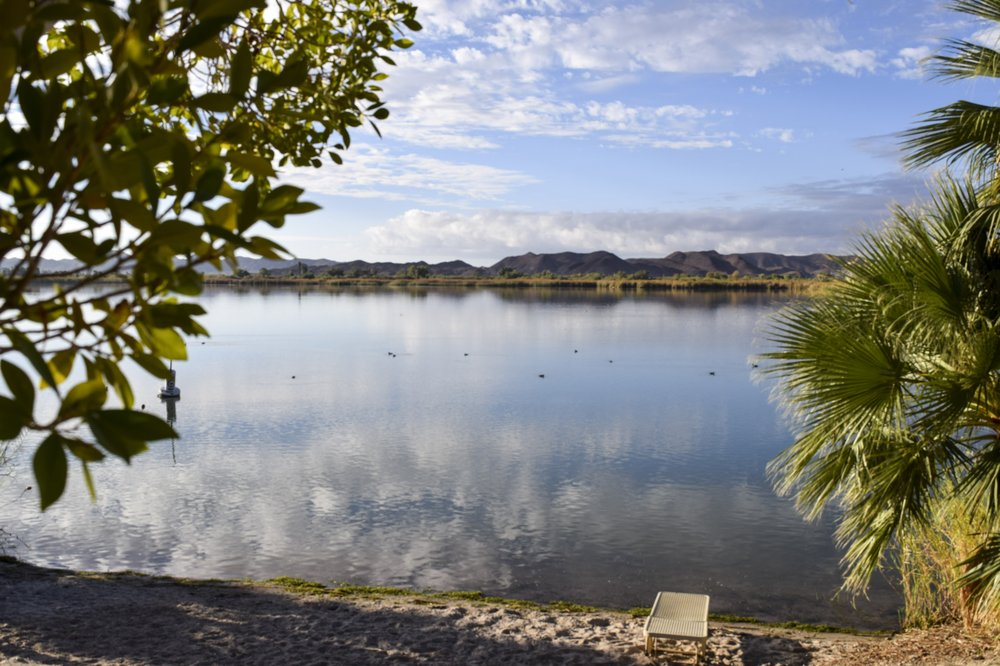 Lake Martinez Recreation Facility: Yuma, AZ