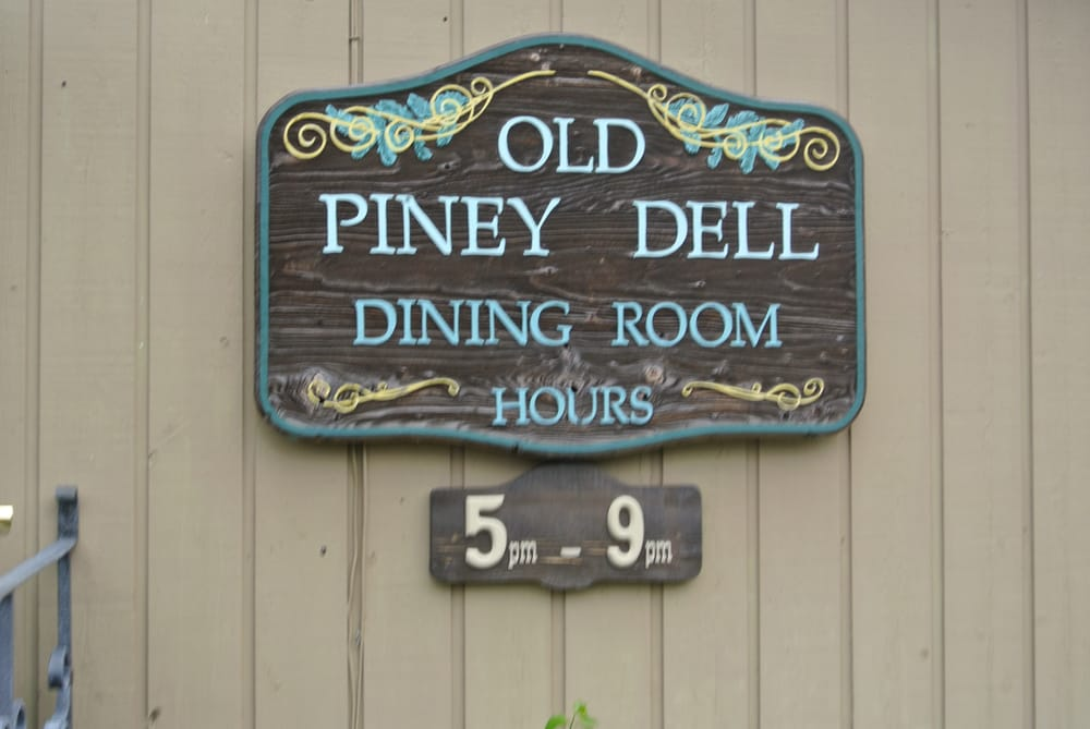 Old Piney Dell Restaurant & Bar: 6380 Hwy 212 S, Red Lodge, MT