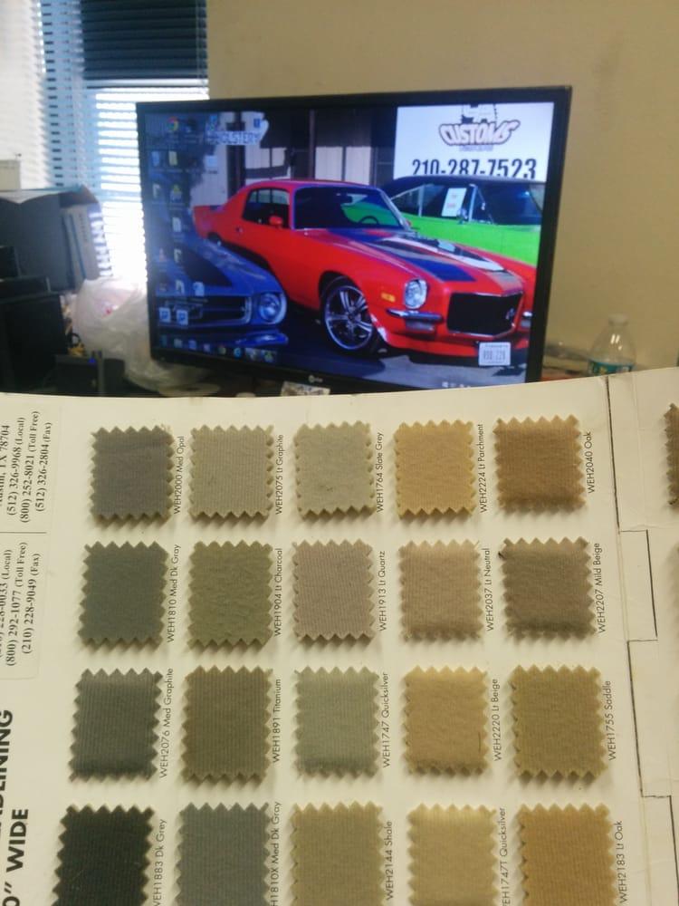 l a custom interiors personalizzazione auto 2510 sw 36st san antonio tx stati uniti. Black Bedroom Furniture Sets. Home Design Ideas