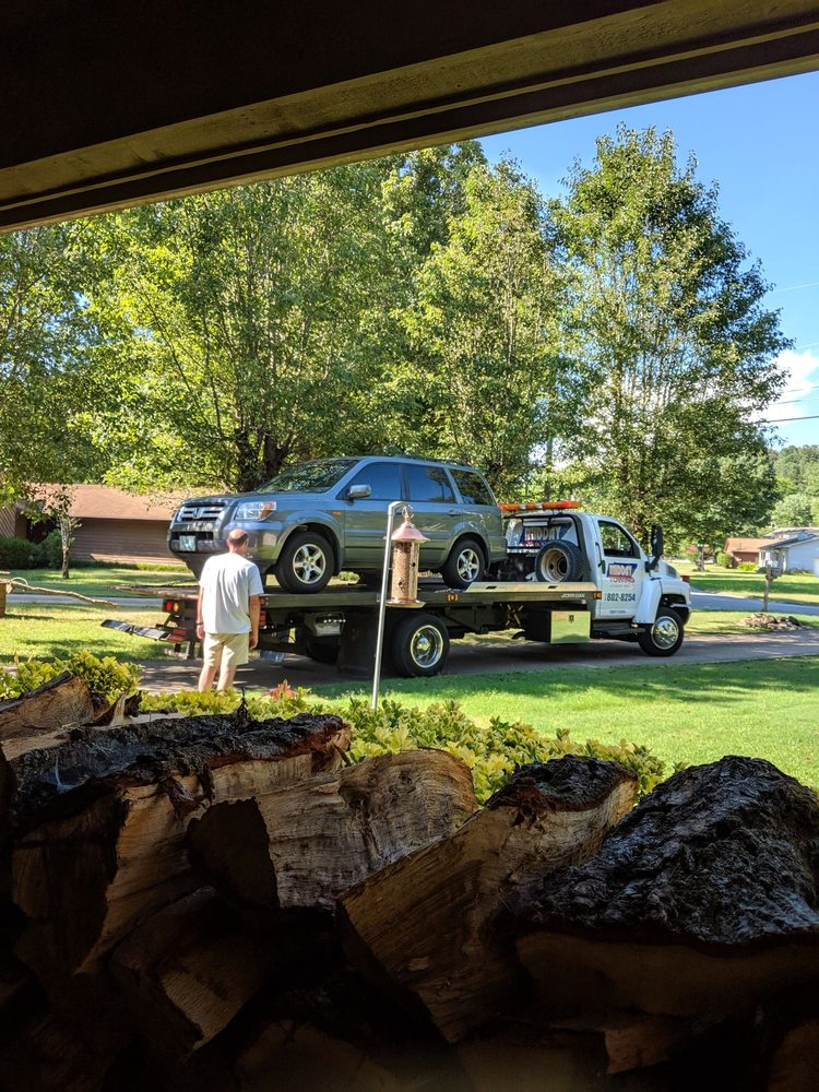 Towing business in Chattanooga, TN