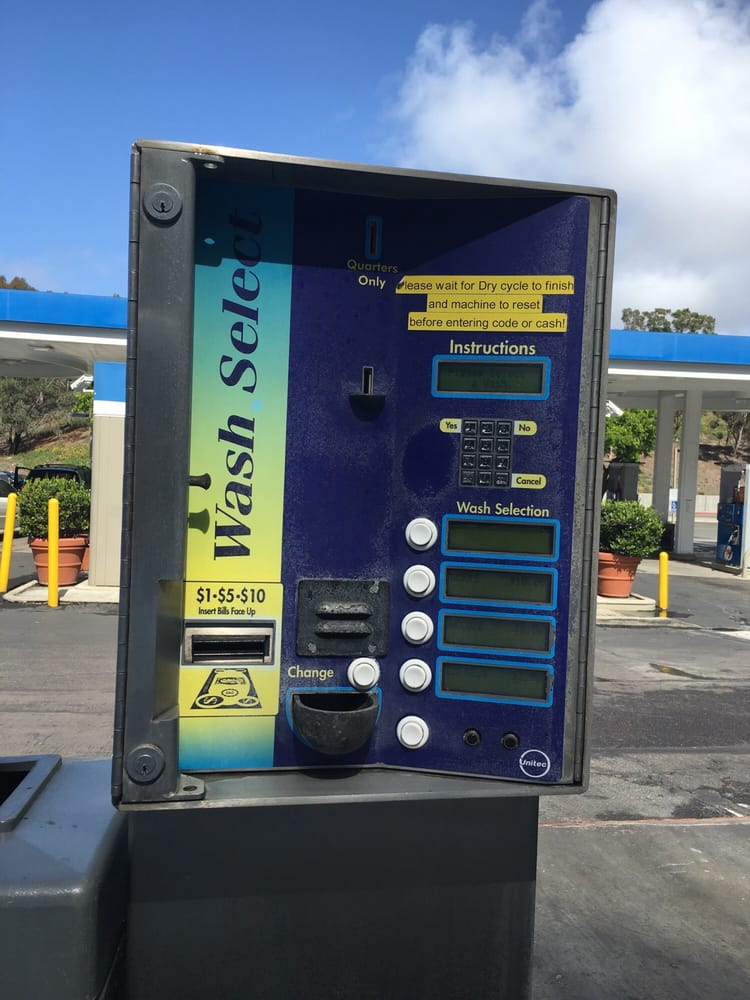Car Wash Credit Card Machines