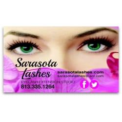 Sarasota Lashes - CLOSED - Eyelash Service - 6317 Zeno Cir, Port ...