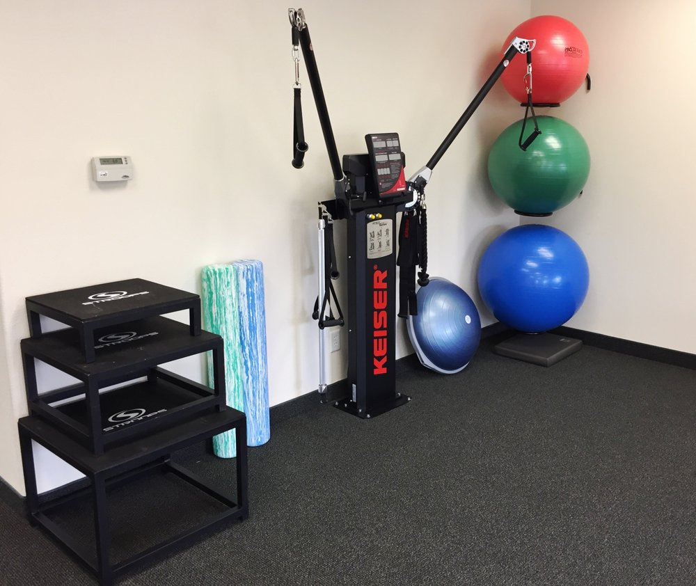 Keiser Functional Trainer Uses Pneumatic Resistance To