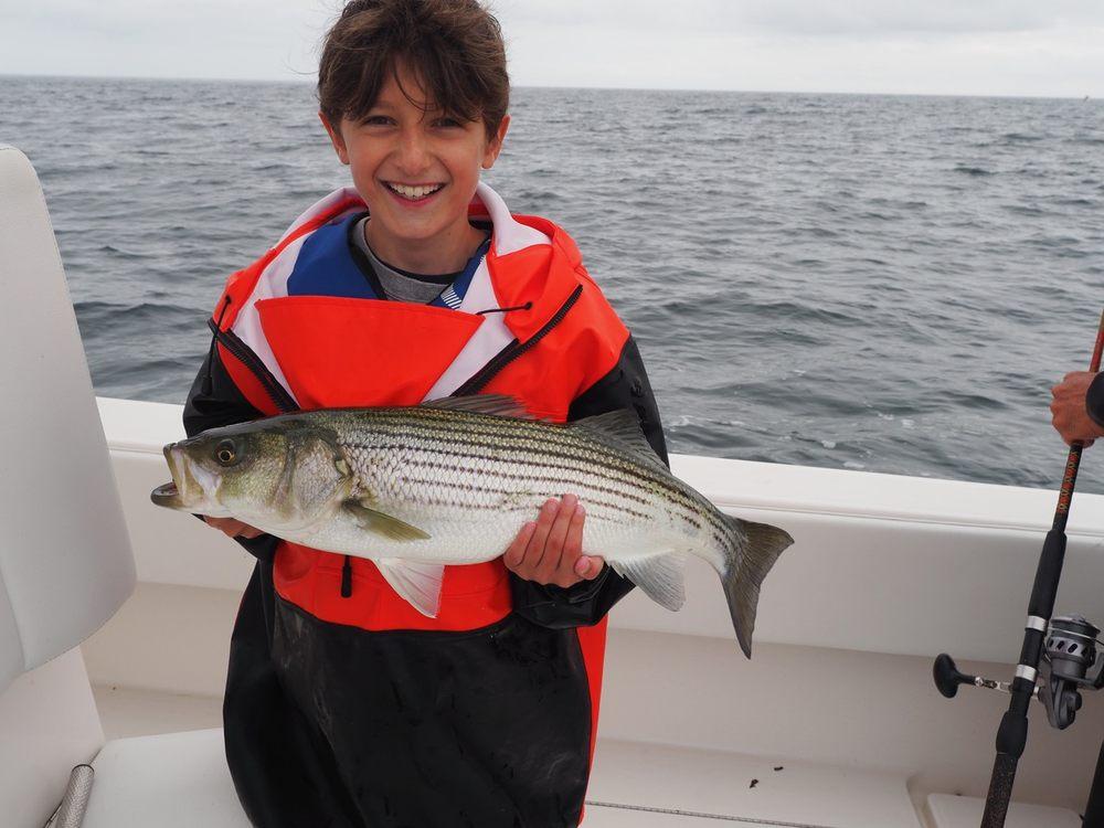 hook up fishing charters cape cod