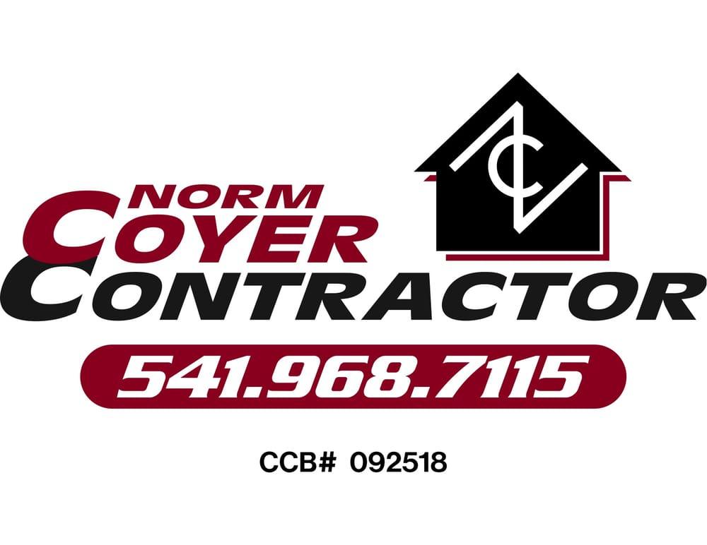 Norm Coyer Contractor: 49945 Kitson Springs Rd, Oakridge, OR