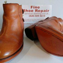 Newton Shoe Repair Nc